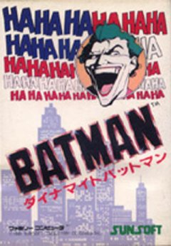 Batman: Return Of The Joker (JAP)