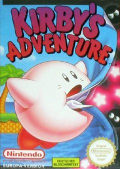 Kirby's Adventure (EU)