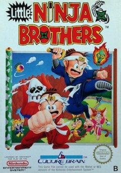 Little Ninja Brothers (EU)