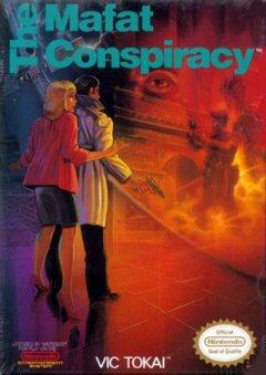 Mafat Conspiracy, The (US)