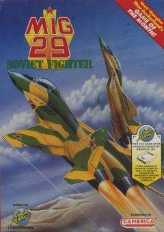 MIG-29 Soviet Fighter (US)