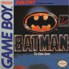 Batman (1990 Game Boy) (US)