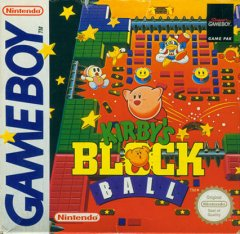 Kirby's Block Ball (EU)