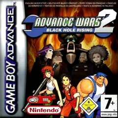 Advance Wars 2: Black Hole Rising (EU)