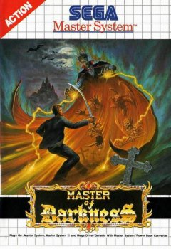 Master Of Darkness (EU)