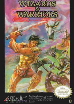 Wizards & Warriors (EU)