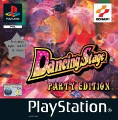 Dancing Stage: Party Edition (EU)