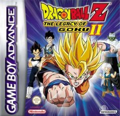 Dragon Ball Z: The Legacy Of Goku II (EU)