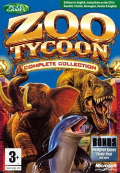 Zoo Tycoon: Complete Collection (EU)