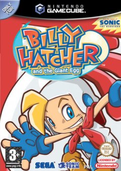 Billy Hatcher And The Giant Egg (EU)