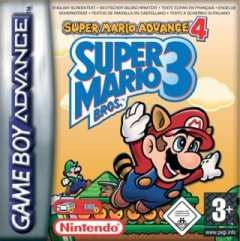 Super Mario Advance 4: Super Mario Bros. 3 (EU)