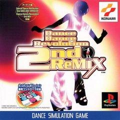 Dance Dance Revolution 2nd ReMix (JAP)
