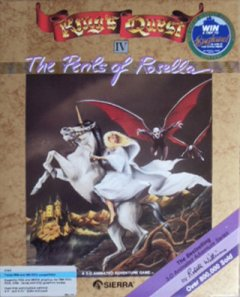 King's Quest IV: The Perils Of Rosella (US)