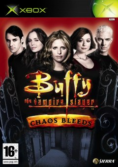 Buffy The Vampire Slayer: Chaos Bleeds (EU)