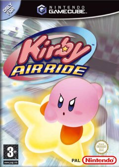 Kirby Air Ride (EU)