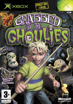 Grabbed By The Ghoulies (EU)