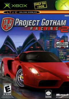 Project Gotham Racing 2 (US)