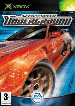 Need For Speed: Underground (EU)