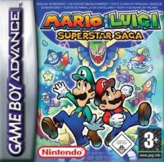 Mario & Luigi: Superstar Saga (EU)