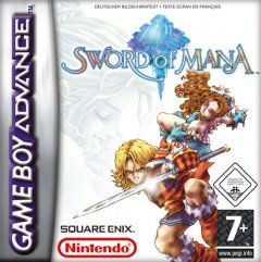 Sword Of Mana (EU)