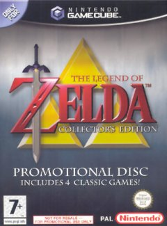Legend Of Zelda, The: Collector's Edition (EU)