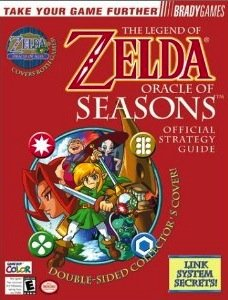 Legend Of Zelda, The: Oracle Of Seasons / Oracle Of Ages: Official Strategy Guide (US)