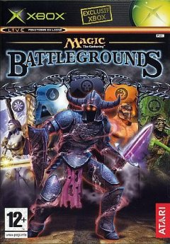 Magic The Gathering: Battlegrounds (EU)