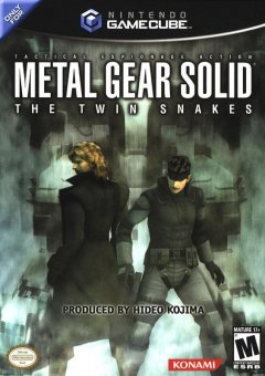 Metal Gear Solid: The Twin Snakes (US)