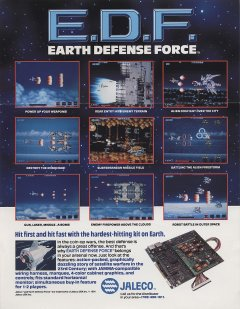 E.D.F. Earth Defense Force