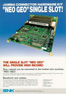 Neo Geo MV-1 System