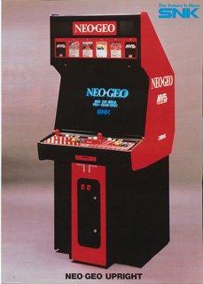 Neo Geo MV-6 System