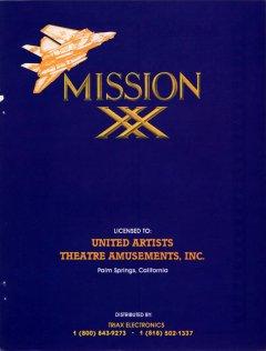 XX Mission