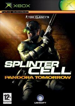 Splinter Cell: Pandora Tomorrow (EU)