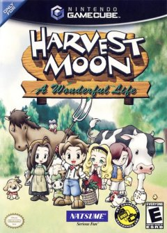 Harvest Moon: A Wonderful Life (US)
