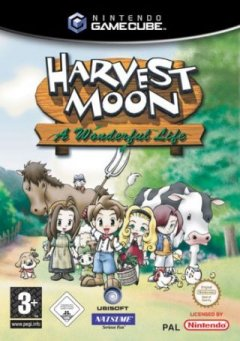 Harvest Moon: A Wonderful Life (EU)