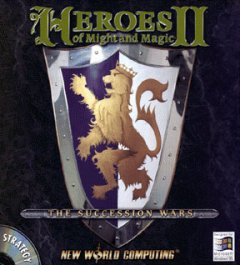 Heroes Of Might And Magic II: The Succession Wars (US)