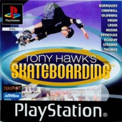 Tony Hawk's Pro Skater (EU)