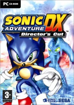 Sonic Adventure DX: Director's Cut (EU)