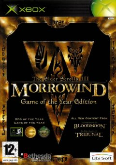 Elder Scrolls III, The: Morrowind: Game Of The Year Edition (EU)