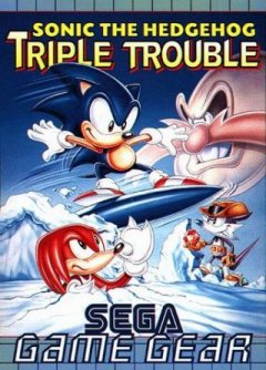 Sonic The Hedgehog: Triple Trouble (EU)