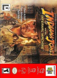 Indiana Jones And The Infernal Machine (US)