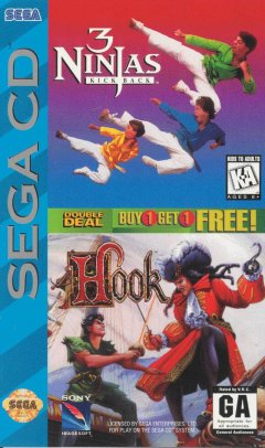 <a href='http://www.playright.dk/info/titel/3-ninjas-kick-back-+-hook'>3 Ninjas Kick Back / Hook</a> &nbsp;  1/30