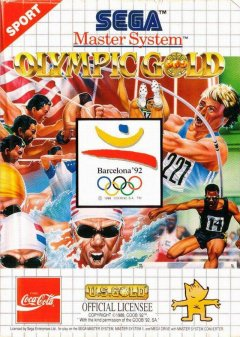 Olympic Gold: Barcelona '92 (EU)