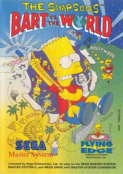 Simpsons, The: Bart Vs. The World (EU)