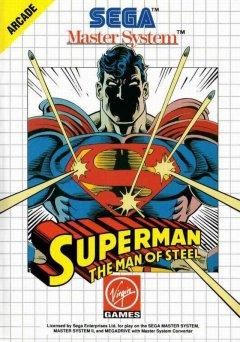 Superman: The Man Of Steel (EU)
