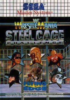 WWF Wrestlemania Steel Cage Challenge (EU)