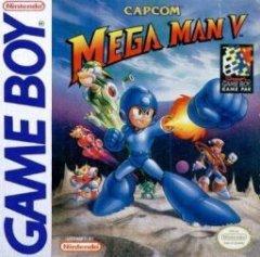 Mega Man V (1994) (US)
