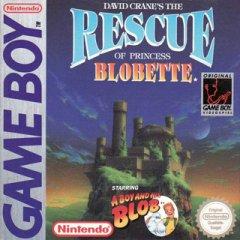 Rescue Of Princess Blobette, The (EU)