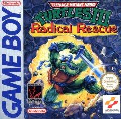 Teenage Mutant Hero Turtles III: Radical Rescue (EU)