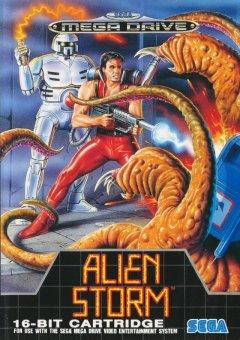 Alien Storm (EU)